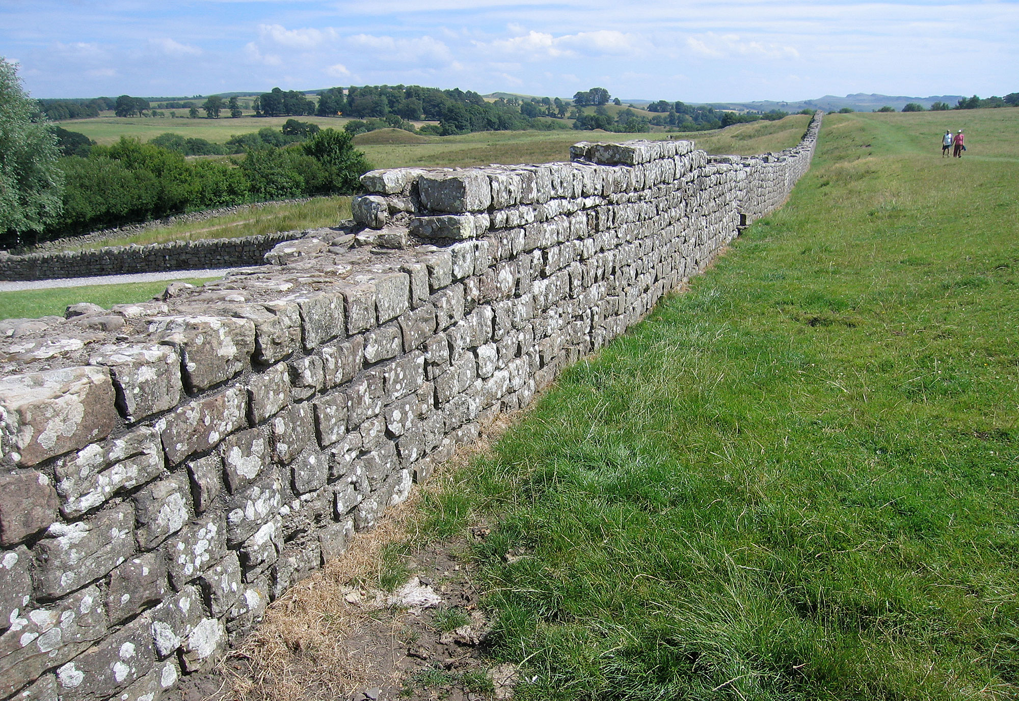 Hadrian s wall 1066