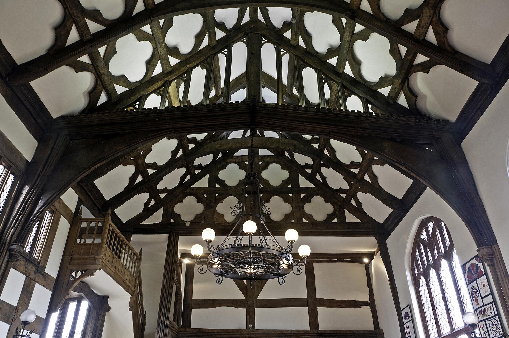 Ordsall Hall Interior