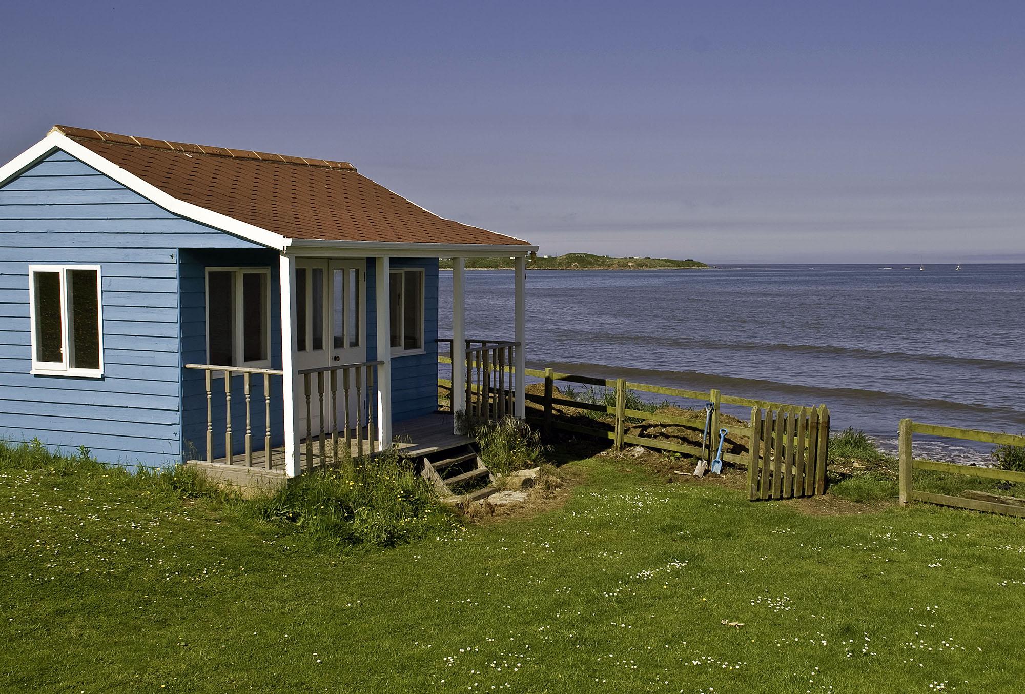 Beach House Near Alnmouth, Northumberland